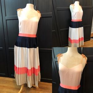 Beautiful Banana Republic Color Block Dress